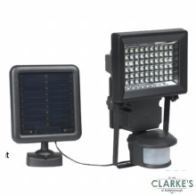 Duracell Solar LED Security Light with Movement Sensor