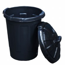DustBin With Lid 80 Litre