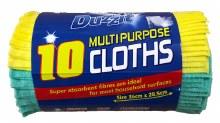 10 Multi Cloths
