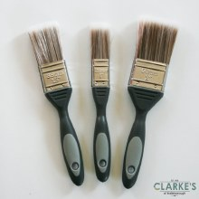 Easy-Flo Synthetic Paint Brush Set