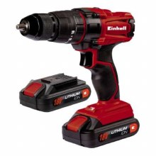 Einhell Impact 18V Cordless Drill + 2 Batteries