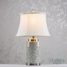 Ellie Ceramic Table Lamp 59cm