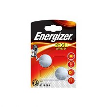 Energizer 2430 Lithium Batteries Pack of 2