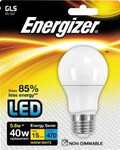 Energizer 5.6W GLS E27 Bulb