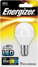 Energizer 5.9W Golf B15 Bulb