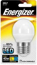 Energizer 5.9W Golf E27 Bulb