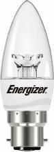 Energizer 6.2W Candle B22 Bulb