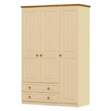 Erris 3Door 2Draw Wardrobe