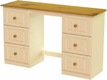 Erris Double Dressing Table