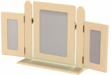 Erris Triple Square Mirror
