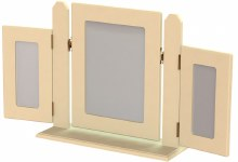 Erris Triple Square Mirror