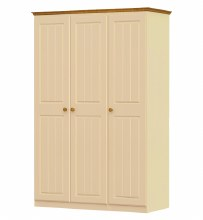 Erris Triple Wardrobe