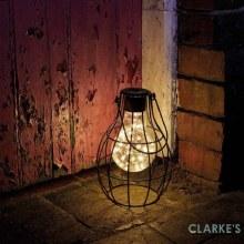 Eureka Firefly Solar Lantern Large