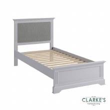 Eva Grey Collection 3ft Bed Frame