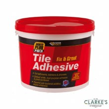 EverBuild 703 Fix and Grout Tile Adhesive 1.5 Kg