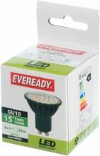 Eveready 3W Warm White Spot GU10 Bulb