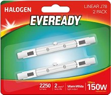 Eveready 150W Linear Bulb 2 Pack