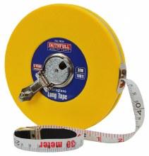 Faithfull 30m Fibreglass Measuring Tape