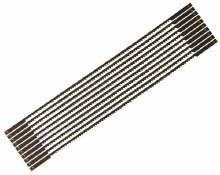 Faithfull Coping Saw Blades 10 Pack