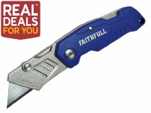 Faithfull Lock Back Knife