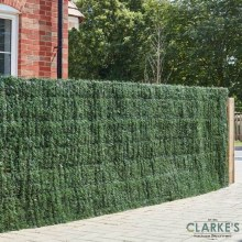 Faux Grass Screen 3 x 1 Meter