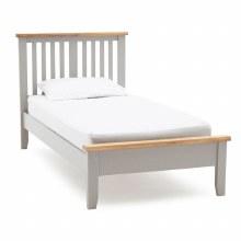 Ferndale 3ft Bed Frame Grey