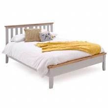 Ferndale grey bed frame