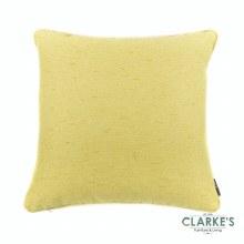 Surprise Plain Lemon Cushion