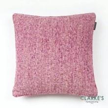 Chunky Weave Pink Cushion