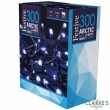 300 LED Firefly Lights - Arctic Blue 7.7 Meter