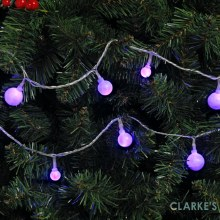 80 LED Berry Changing Colour Christmas Lights