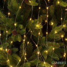 Micro LED Christmas Tree Branch Lights - Warm White 2 m
