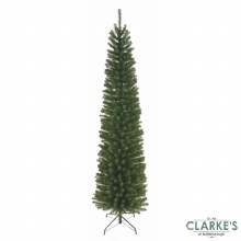 Glenmore Pine Narrow Christmas Tree 6ft