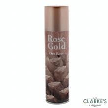 Rose Gold Metalic Christmas Spray Paint 150ml