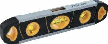 F.F.Group Magnetic Torpedo Level 220mm
