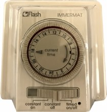 Flash Immersion Timeclock