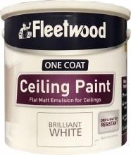 Fleetwood Ceiling paint 2.5l