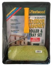 Fleetwood Exterior Masonry Painting Kit
