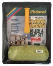 Fleetwood Exterior Masonry Painting Kit