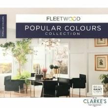 Fleetwood Colours Chart
