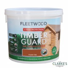 Fleetwood Timber Guard Forest Oak 5 Litre