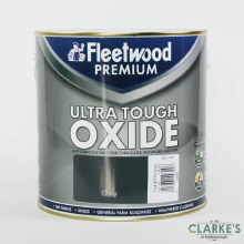 Fleetwood Ultra Tough Oxide Metal Paint 2.5L Grey