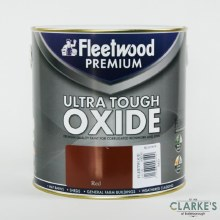 Fleetwood Ultra Tough Oxide Metal Paint 2.5L Red