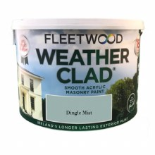 Fleetwood Weather Clad Dingle Mist 10 Ltr