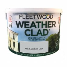 Fleetwood Weather Clad Wild Atlantic Grey 10 Ltr