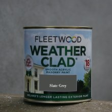 Fleetwood Weather Clad Slate Grey 1 Ltr