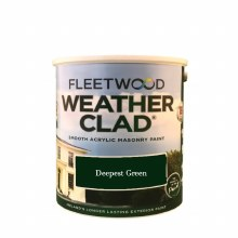 Fleetwood Weather Clad Deepest Green 2.5 Ltr
