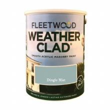 Fleetwood Weather Clad Dingle Mist 5 Ltr