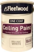 Fleetwood Ceiling Paint 5L