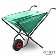 Eltex Lightweight Folding Wheelbarrow